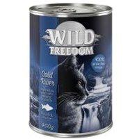 Wild Freedom Adult 6 x 400 g en latas - Wide Country - Pollo puro