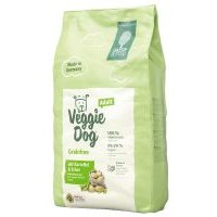 Green Petfood VeggieDog Grainfree pienso vegetariano para perros - 2 x 10 kg - Pack Ahorro