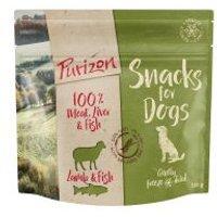 Purizon snacks de cordero y pescado para perros - 100 g