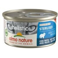 Almo Nature Holistic Specialised Nutrition 6 x 85 g - Digestive Help con lenguado