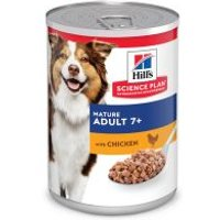 Hill's Mature Adult 7+ Science Plan latas para perros - 6 x 370 g