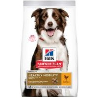 Hill's Adult 1+ Healthy Mobility Medium Science Plan con pollo - 2 x 14 kg - Pack Ahorro