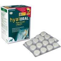 Hyaloral para perros de razas grandes y gigantes - 120 comprimidos