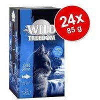 Wild Freedom Adult 24 x 85 g en tarrinas - Pack Ahorro - Golden Valley - Conejo y pollo
