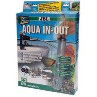 JBL Aqua In-Out Wasserwechselset - Wasserstrahlpumpe pro 12/16mm