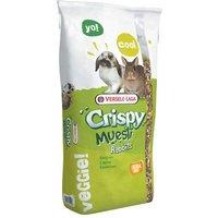 20 kg Versele-Laga Crispy Müsli Nagerfutter zum Sonderpreis! - für Kaninchen