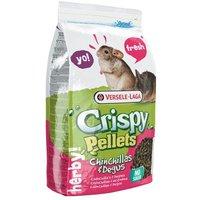 Probierpaket: Versele-Laga Complete + Crispy Pellets Chinchilla & Degu - Crispy Pellets (1 kg) + Complete Chinchilla & Degu (1,75 kg)