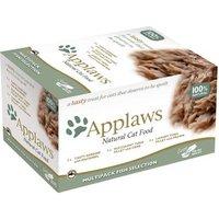 Applaws Cat Pot Probierpack  8 x 60 g - Hühnchenauswahl