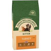 James Wellbeloved Kitten Turkey & Rice - 6 x 1,5 kg