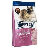 Happy Cat Supreme Sterilised Voralpen-Rind - 10 kg