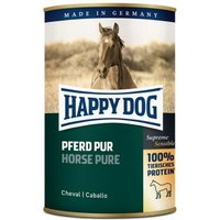 Happy Dog Pur 6 x 400 g - Lamm Pur