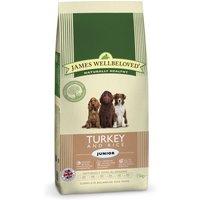 James Wellbeloved Junior - Turkey & Rice - Economy Pack: 2 x 15kg