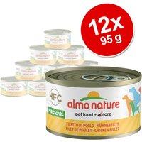 12x95g thon Skip Jack Almo Nature Classic - Nourriture pour chien