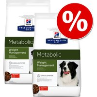 Hill's Prescription Diet pienso para perros - Pack Ahorro - t/d Mini (2 x 3 kg)