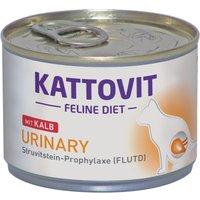 Kattovit Urinary (Struvite Stone Prophylaxis) 6 x 175g - Veal