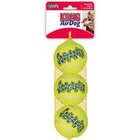 KONG AirDog Squeakair Ball - Medium (3 Pack)