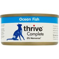thrive Complete Adult - Ocean Fish - 6 x 75g