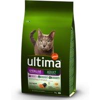 Ultima Adult Sterilised - Salmon & Barley - 7.5kg