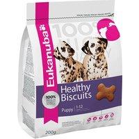 Eukanuba Healthy Biscuits - Puppy & Junior - 200g