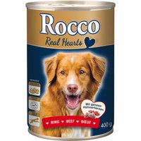 Rocco Real Hearts Saver Pack 24 x 800g - Mixed Pack