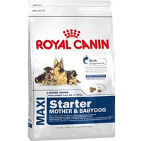 Royal Canin Maxi Starter Mother & Babydog - Economy Pack: 2 x 15kg