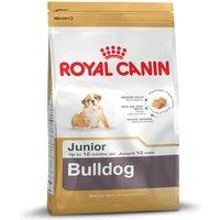 Royal Canin Bulldog Junior - Economy Pack: 2 x 12kg