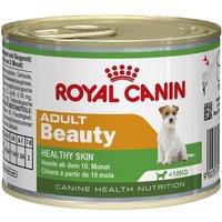 Royal Canin Mini Adult Beauty - maxi lot % : 48 x 195 g