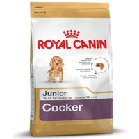 Royal Canin Cocker Spaniel Junior - Economy Pack: 2 x 3kg