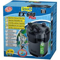 Tetra EX Plus External Filter - EX 1200 Plus for 250 - 500 litre aquariums