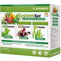 Dennerle Perfect Plant System Set - 3 piece Fertilization set for 1,600l