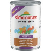 Almo Nature Daily Menu 400g - Beef (12 x 400g)