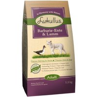1.5kg Lukullus Dry Dog Food - Special Price!* - Charolais Beef & Trout
