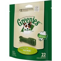 Greenies Canine Dental Chews Saver Pack 3 x 170g - Teenie (510g / 66 treats)