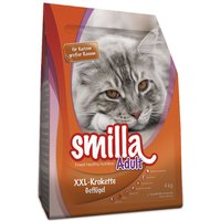Smilla Dry Cat Food Economy Packs 2 x 4kg - Sterilised