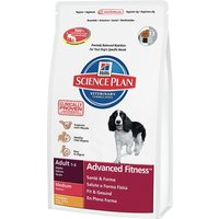 Hills Science Plan Dry Dog Food Economy Packs - Hills Adult Perfect Weight Medium (2 x 10kg)