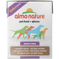Almo Nature Daily Menu 6 x 375g - Tuna & Rice
