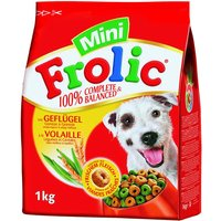 Frolic Complete Mini with Poultry - 1kg