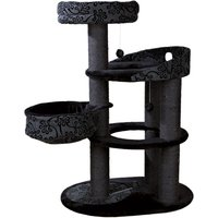 Trixie Filippo Cat Tree - Black/ Anthracite