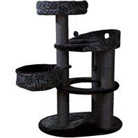 Trixie Filippo Cat Tree - Black/ Anthracite (43467)