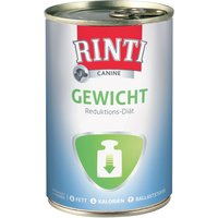 Rinti Canine Weight - 6 x 400g