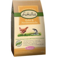 Lukullus Junior Chicken & Northern Wild Salmon - 1.5kg