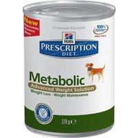 Hills Prescription Diet Canine - Metabolic - 12 x 370g