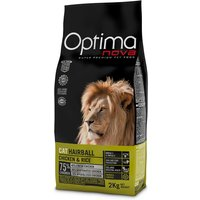 Optimanova Hairball - 2kg