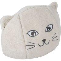 Kitty Cat Den - Dark Grey: 45 x 35 x 35 cm (L x W x H)