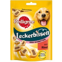 Pedigree Tasty Bites - Cheesy Nibbles with Cheese & Beef 140g