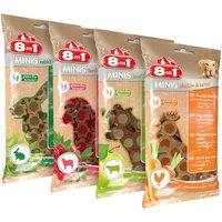 8in1 Minis Mixed Pack 4 x 100g - 4 Varieties