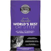 Worlds Best Cat Litter Lavender - Economy Pack: 2 x 12.7kg