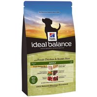 Hills Ideal Balance Canine Adult - Chicken & Brown Rice - 12kg