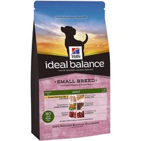 Hills Ideal Balance Canine Adult Small Breed - Chicken - Economy Pack: 3x2kg