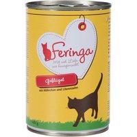 Feringa Menu Duo 6 x 400g - Poultry with Carrots & Dandelion